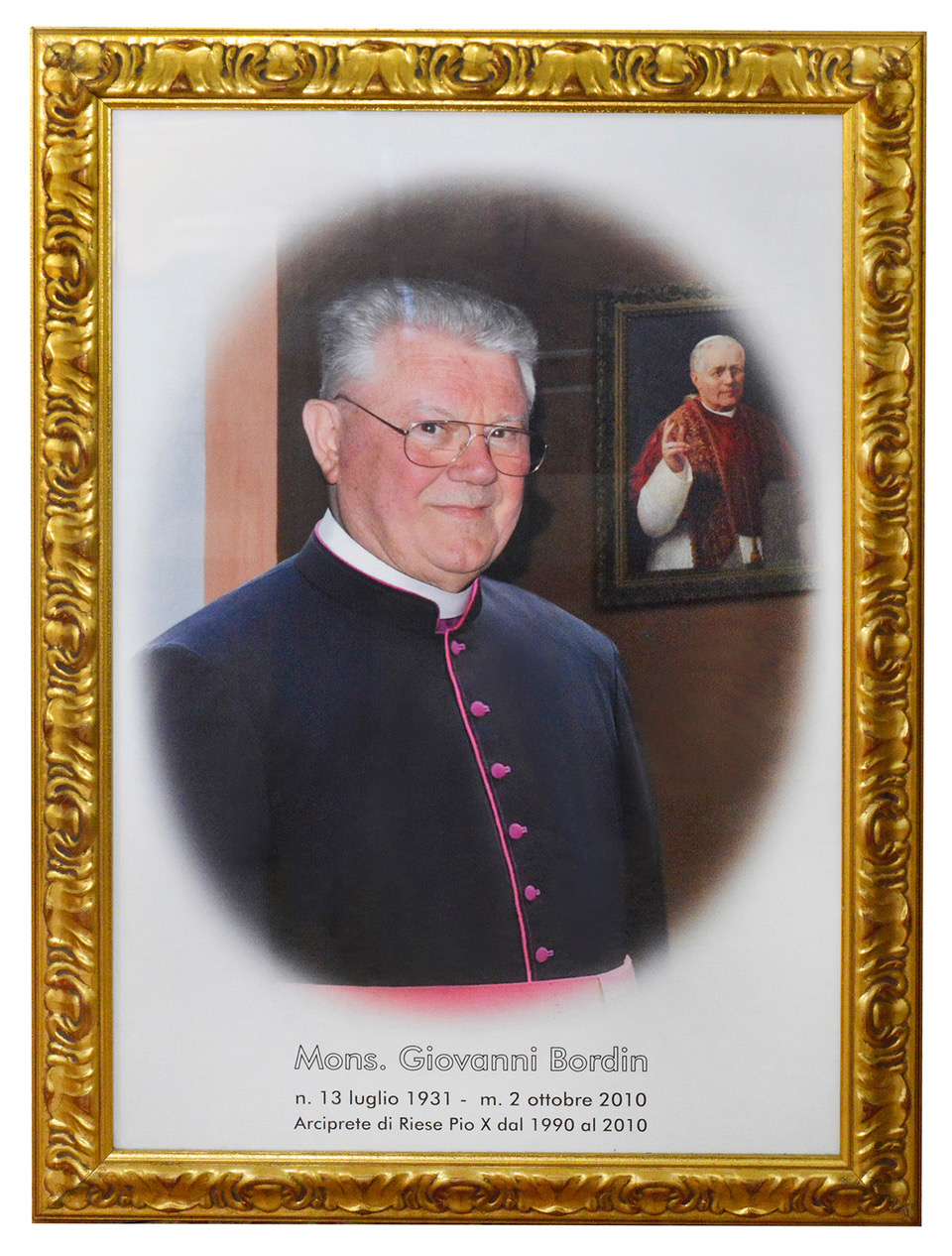 Mons Giovanni Bordin